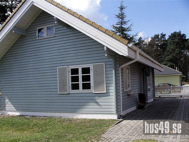 Schwedenhaus fertighaus  hus49 AB - Schwedenhaus-Fertighaus - Das Original aus Schweden ...