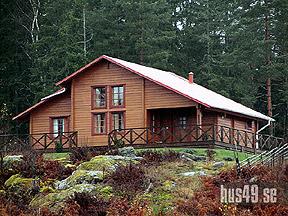 Fertighaus holz bungalow  hus49 AB - Schwedenhaus-Fertighaus - Das Original aus Schweden ...