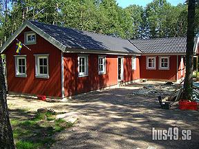 Schwedisches Holzhaus hus49 ab schwedenhaus fertighaus das original aus schweden