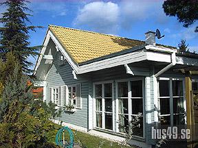Fertighaus bungalow holz  hus49 AB - Schwedenhaus-Fertighaus - Das Original aus Schweden ...
